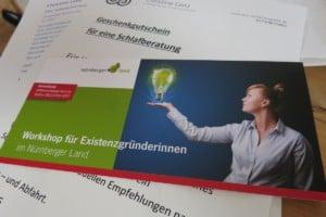 Workshop/Vortrag für Existengründer Nur Ausgeschlafen halten Sie durch!
