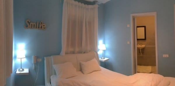 Schlafzimmergestalltung
