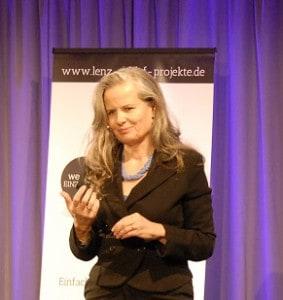 Christine Lenz - Speaker